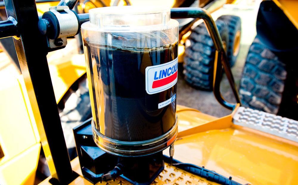 Lincoln Engrase y Lubricación centralizado