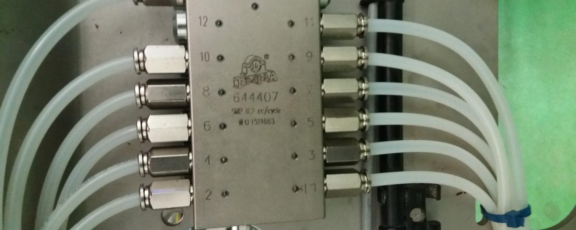 Sistemas de lubricación automática